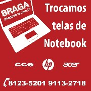 Assistencia Notebook Manaus, Tela p Notebook